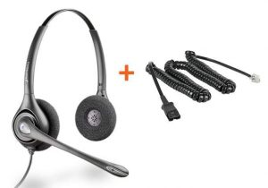Plantronics HW261n 300x210 - The Best Call Centre Headsets for 2021