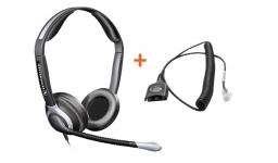 Sennheiser CC550 - The Best Call Centre Headsets for 2021