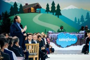 Mason Frank   Salesforce World Tour New York 10 - Salesforce World Tour New York - In Pictures
